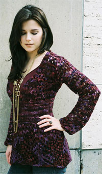 Cherie Amour, Knitty fall '07