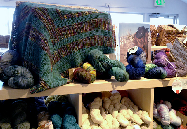 Flatirons at Gypsy Wools
